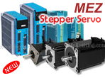 MEZ Close Loop Stepper Systems